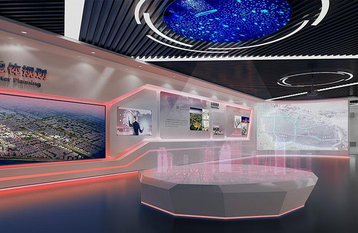 江西省城市规划展厅
