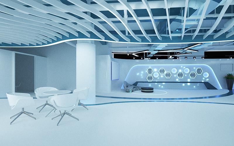 企业展示厅设计