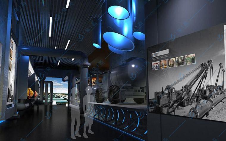 展厅布置设计公司 展馆展厅规划 展馆展厅建设方案 文化展厅布展