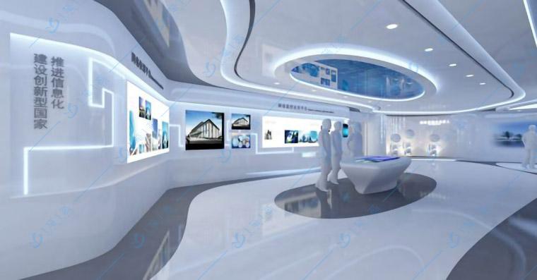 科技类主题展厅设计方案公司