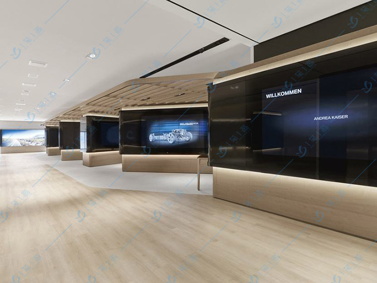 企业展厅设计案例-优秀企业展厅案例介绍