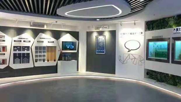 展馆设计理念以及展厅空间设计