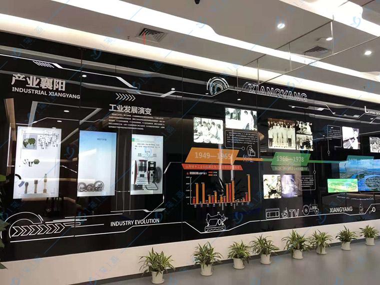 展厅设计方案 展示厅设计方案