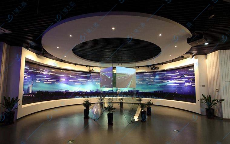 多媒体展厅展馆-数字化展馆展厅互动设计