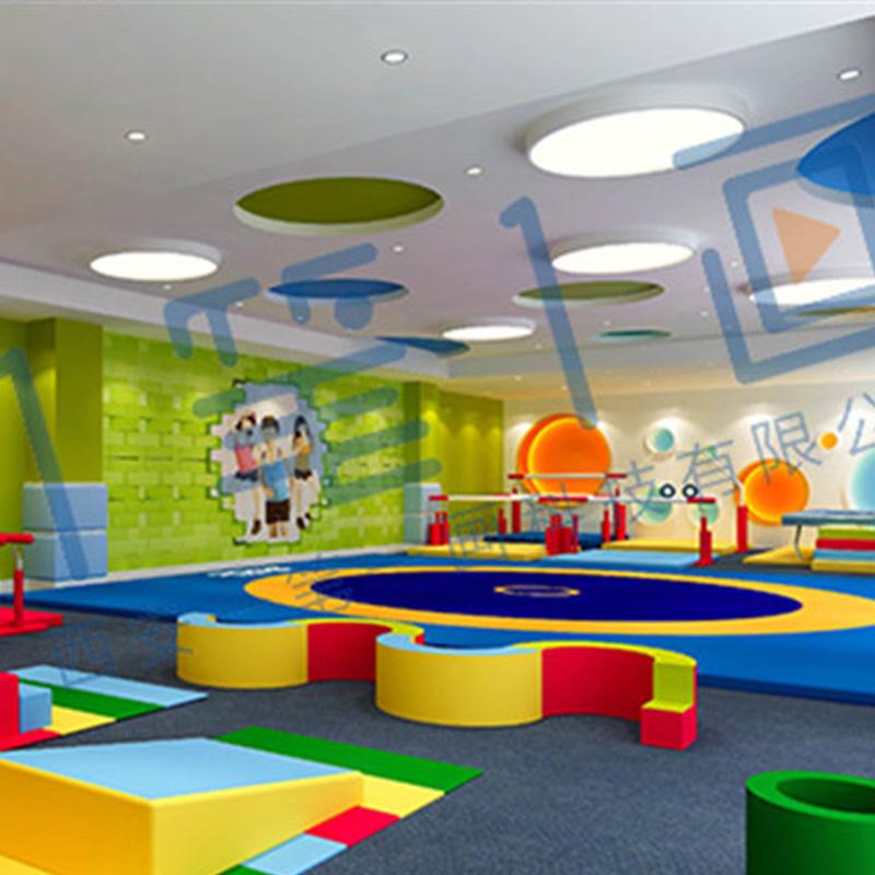 医疗展厅-特殊儿童康健展厅-健康产业展厅