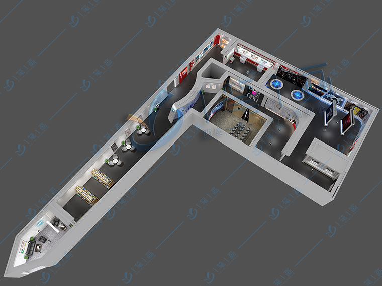 展厅布局设计