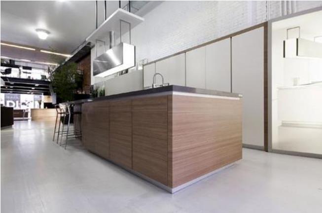 宁波厨房展厅设计公司—一笔一画策划