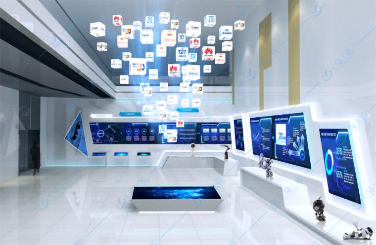 禁毒教育基地360全息显示设备,禁毒展厅全息交互投影,定制全息显示