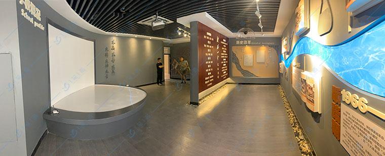 企业多媒体展厅展馆设计方案设计阶段