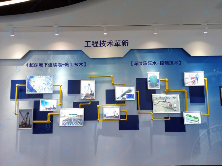 企业多媒体展厅展馆设计设计准备阶段