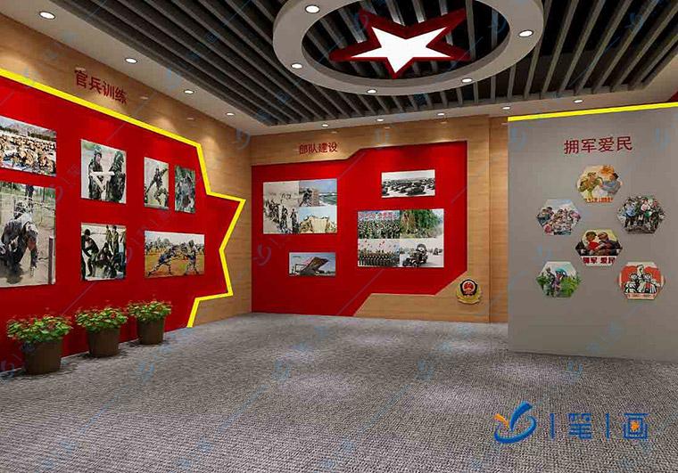 党建数字多媒体展馆设计专业公司
