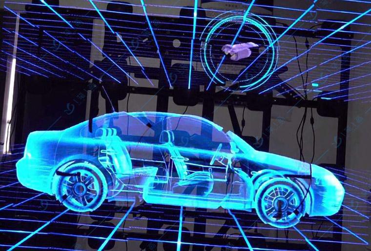 多媒体展厅数字化产品互动展示