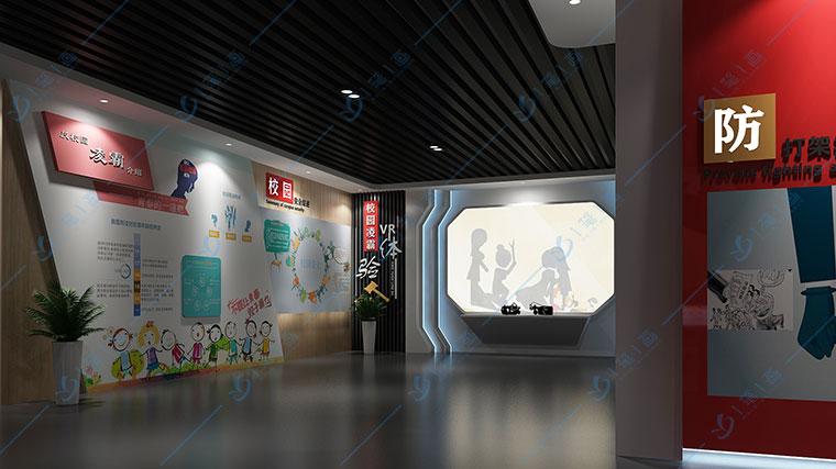 数字青少年法治展厅多媒体设备,法制展馆升级改造多媒体方案