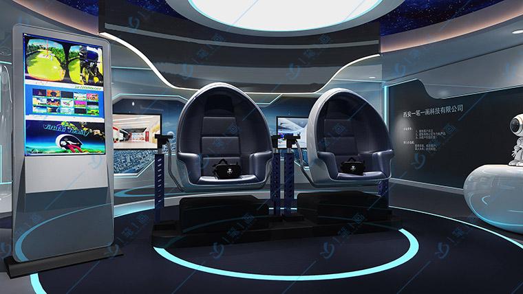 展厅多媒体互动设备VR虚拟现实在城市规划馆设计中的应用?