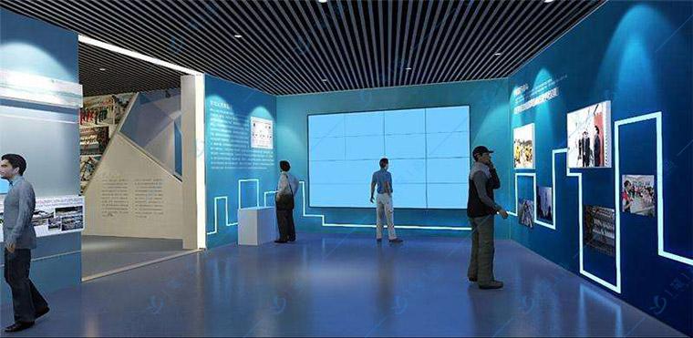 2、多媒体互动投影设备系统主要由以下几个部分组成