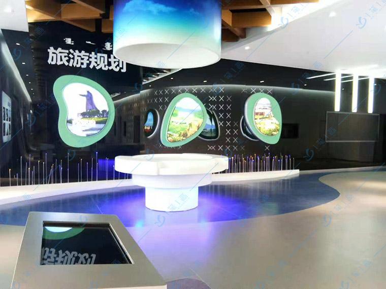 展厅声光电设备-多点互动触控,桌面多点互动触摸,多点互动桌