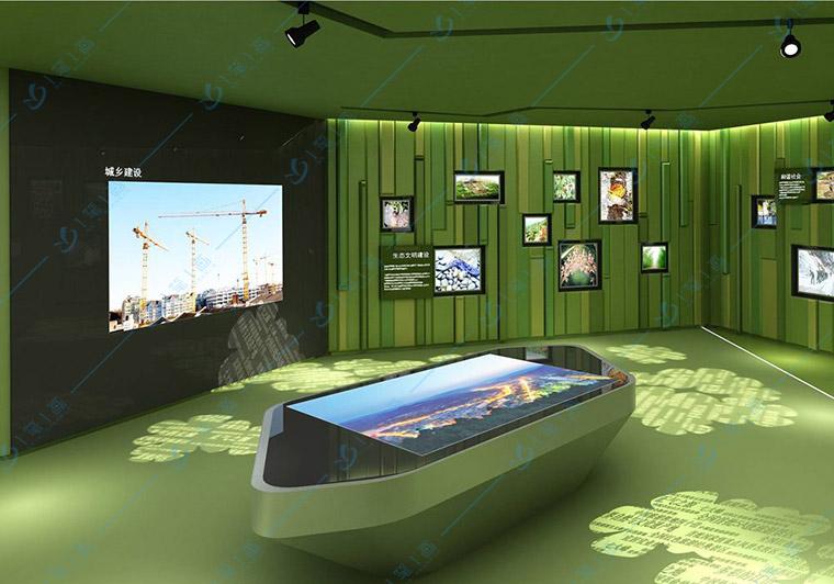 宁波展厅设计公司一笔一画