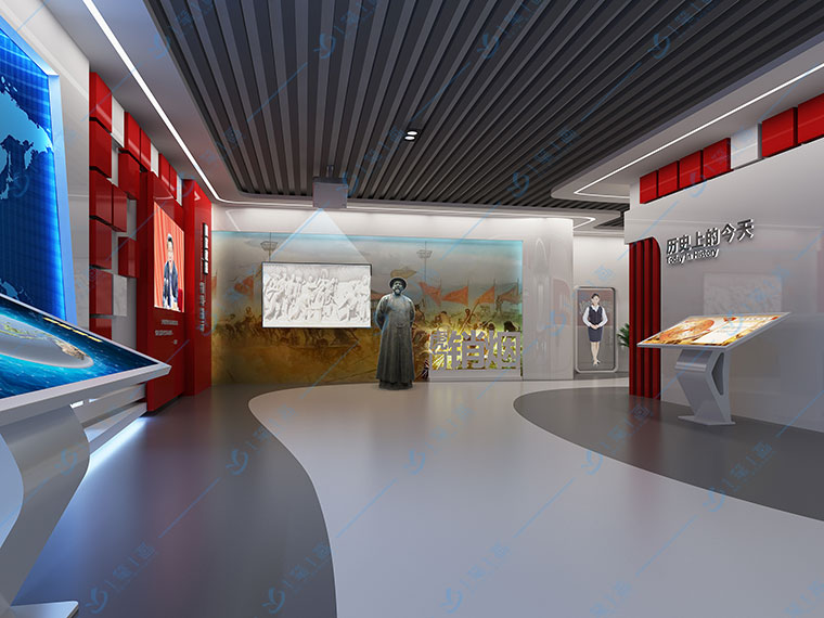 禁毒展览馆设计方案