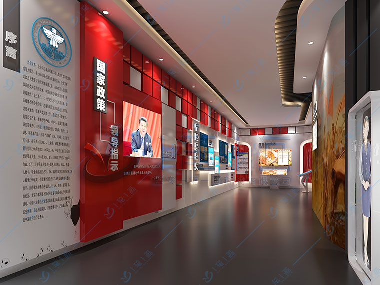 禁毒展览馆设计方案多媒体设备的选择应用