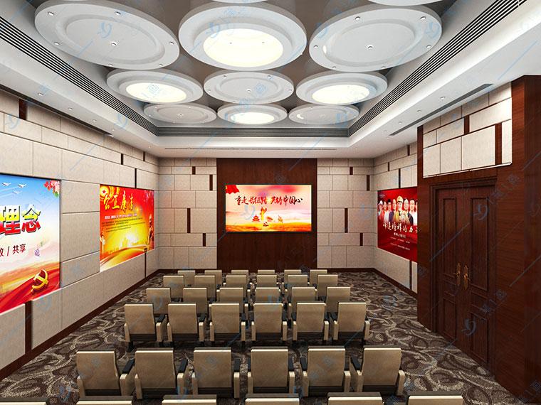 多媒体党建展厅规划方案中选择的数字互动设备有什么要求