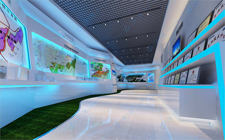 企业展厅设计方案建设
